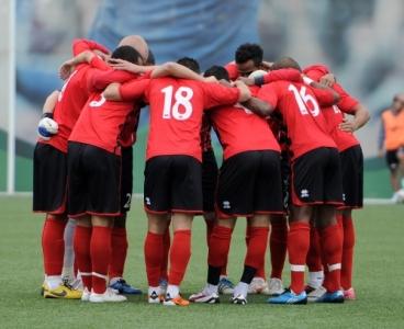 команда футбольная рома